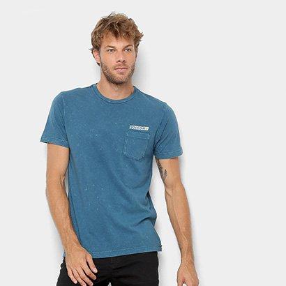 Camiseta Volcom Rebel Radio - Masculina