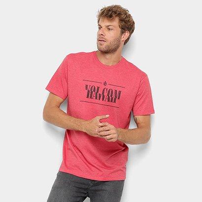 Camiseta Volcom Silk Melt Masculina