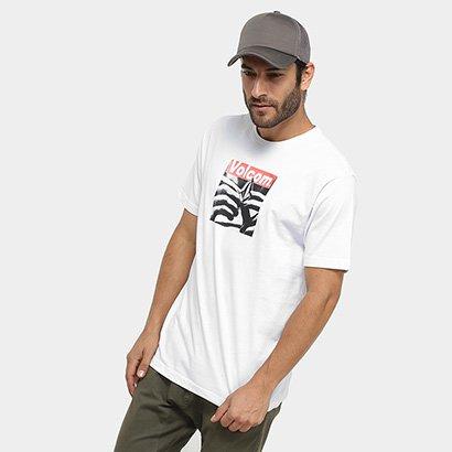 Camiseta Volcom Silk Reload Masculina