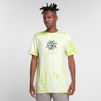 Camiseta Volcom Tie Dye Burch Masculina