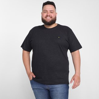 Camisetas 100% Algodão Básica Plus Size Industrie-6099