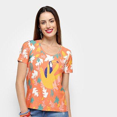 Camisetas Cantão Tucano Feminino