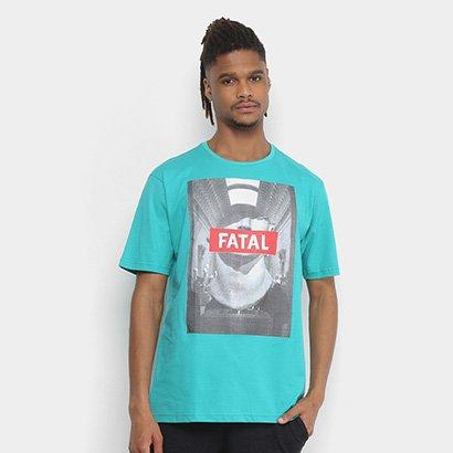 Camisetas Fatal Fotografia Masculina