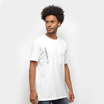 Camisetas Forum Estampada Masculina