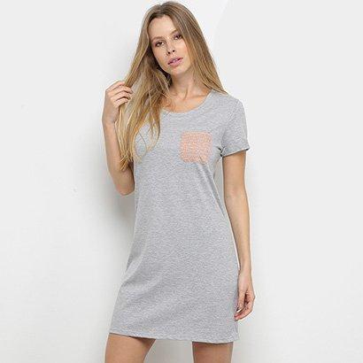 Camisola Calvin Klein Cotton Feminino