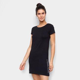 Camisola Calvin Klein Curta Feminina