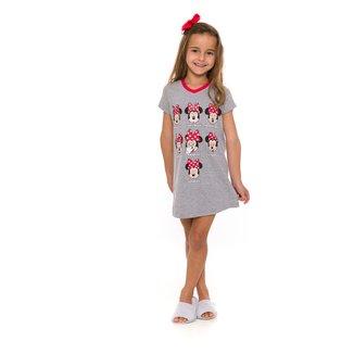 Camisola Infantil Evanilda Disney Minnie