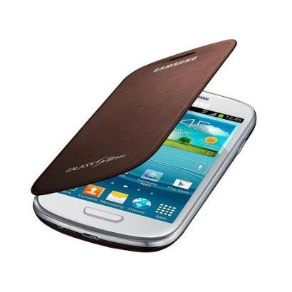 Capa Flip p/ Galaxy SIII Mini Samsung