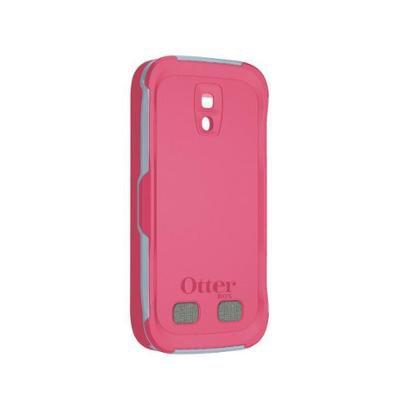 Capa Protetora Preserver para Galaxy S4 Unissex-Rosa