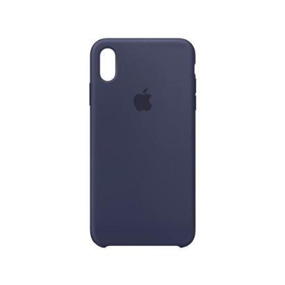 Capa Protetora Silicone Apple para iPhone XS Max