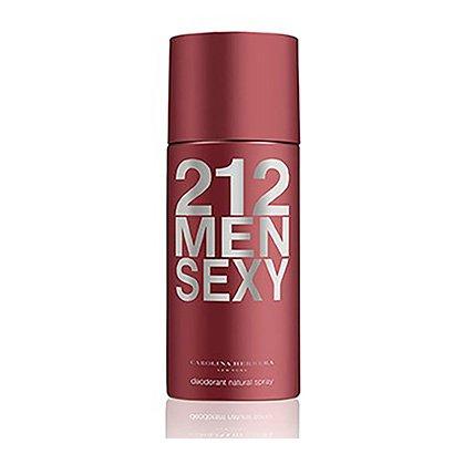 Carolina Herrera Desodorante Masculino 212 Sexy Men 150ml - Masculino