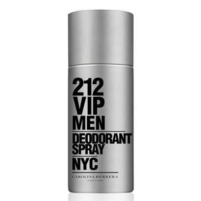 Carolina Herrera Desodorante Masculino Spray 212 Vip Men 150ml - Masculino