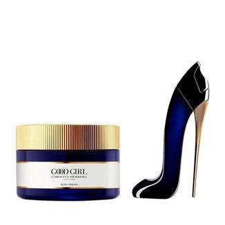 Carolina Herrera Good Girl Kit – Perfume Feminino  EDP 80ml + Hidratante Corporal Kit