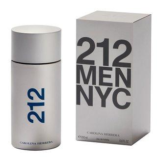 Carolina Herrera Perfume Masculino 212 NYC Men EDT 200ml