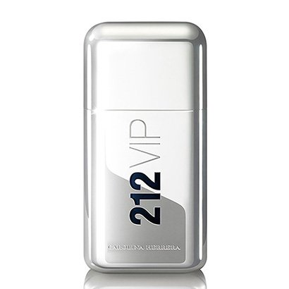 Carolina Herrera Perfume Masculino 212 Vip Men NS EDT 50ml - Masculino-Incolor