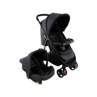 Carrinho de Bebê com Bebê Conforto Cosco Nexus - 0 a 15kg