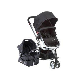 Carrinho de Bebê com Bebê Conforto Safety 1st Travel System Mobi TS 0 a 15kg
