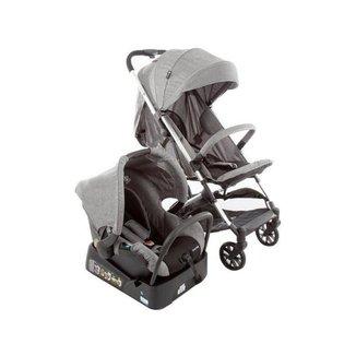 Carrinho de Bebê com Bebê Conforto Safety 1st TS Skill 0 a 15kg