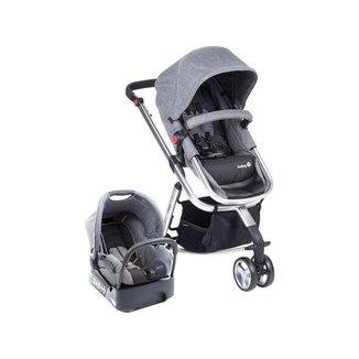 Carrinho de Bebê Safety 1st Travel System Mobi TS até 13kg