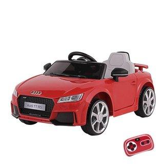 Carrinho Infantil Elétrico Audi TT RS 12V Com Controle Remoto Belfix
