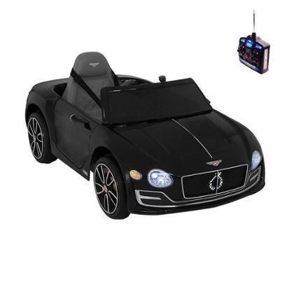 Carro Infantil Eletrico Bentley EXP12 6V Com Controle Remoto