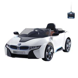Carro Infantil Eletrico Esporte BMW I8 6V Com Controle Remoto