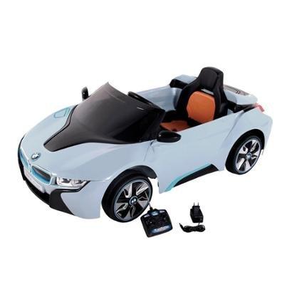 Carro Infantil Esporte BMW I8 12V Com Controle Remoto