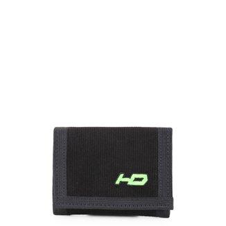Carteira HD Logo Neon