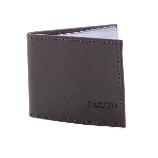 Carteira Zarato Cafe 598 - Cafe