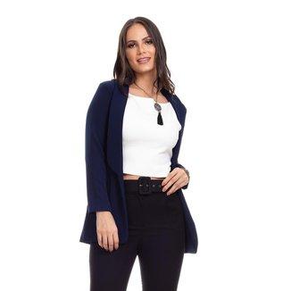 Casaco Blazer Clara Arruda  90047