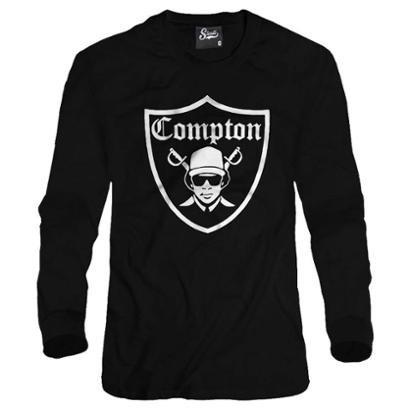 Casaco Moletom Skull Clothing Compton Masculino