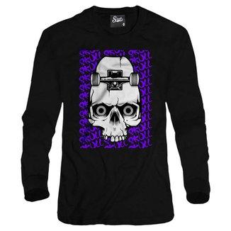Casaco Moletom Skull Clothing Sk8 Masculino