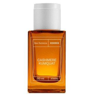 Cashmere Kumquat Korres - Perfume Unissex - Deo Colônia 50ml