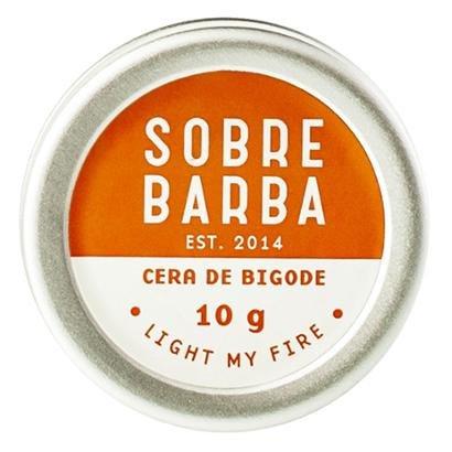 Cera de Bigode Sobrebarba Light My Fire 10g