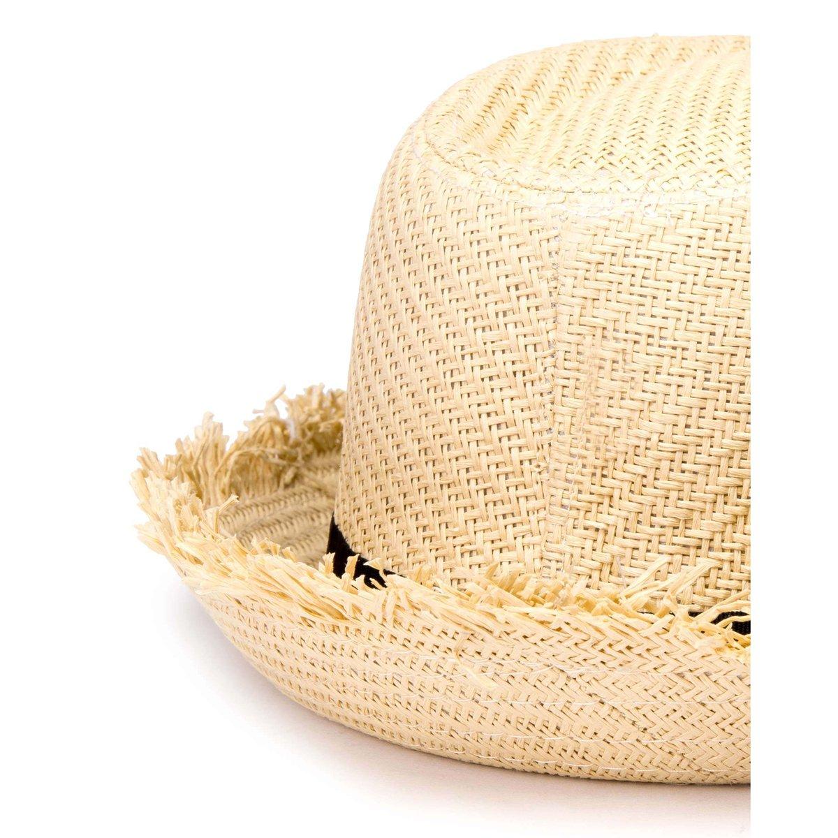 Chapéu Amaro Panama De Palha - Compre Agora  3e38f39f17e