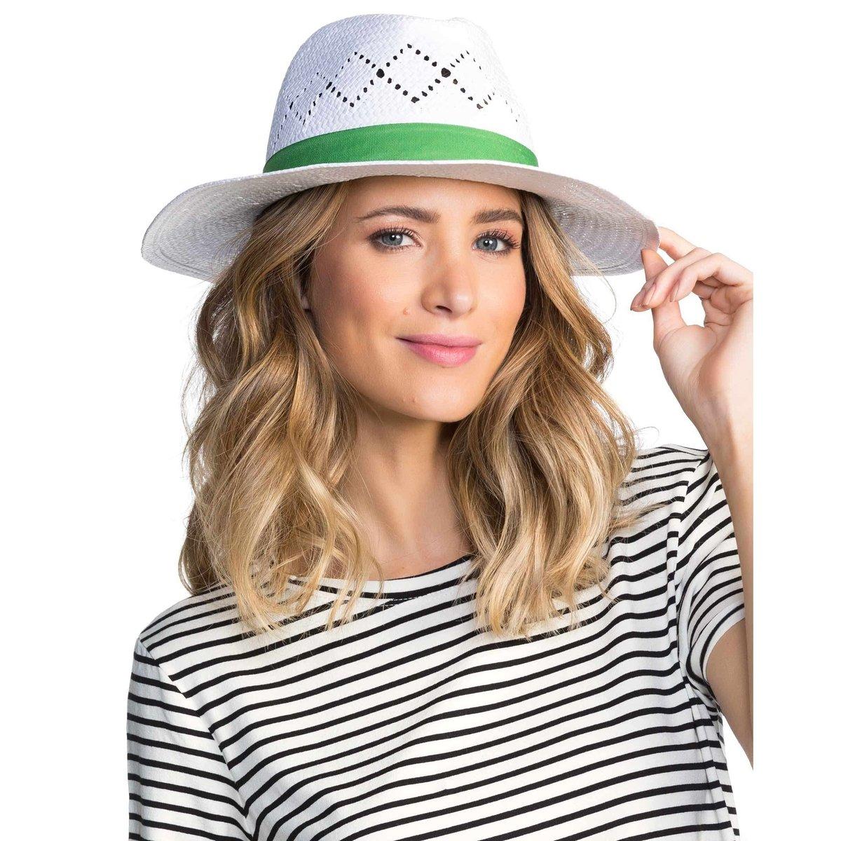 Chapéu Amaro Panama Rendado - Compre Agora  d93c892a9a3