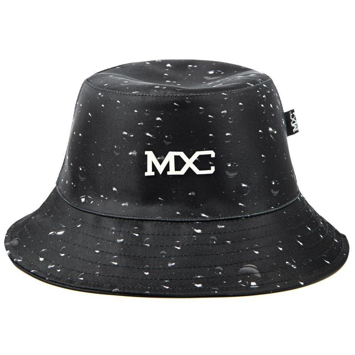 Chapeu Bucket Hat Mxc Brasil Estampado Style Preto Zattini