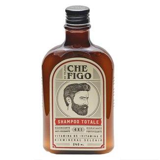 Che Figo Totale 4 em 1 – Shampoo 240ml