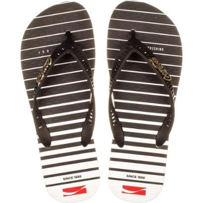Chinelo Coca Cola Waves Masculino