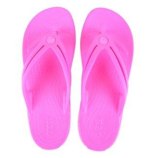 Chinelo Crocs Crocband Flip Feminino