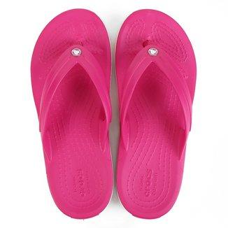 Chinelo Crocs Infantil Crocband Flip Gs
