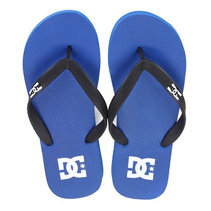 Chinelo DC Shoes Spray Masculino