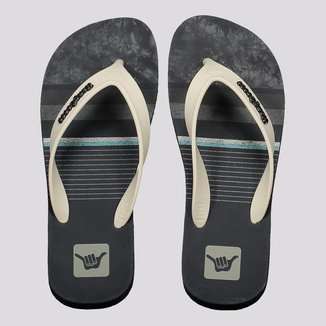 Chinelo Hang Loose Dyestripe Preto