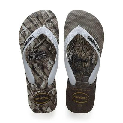 Chinelo Havaianas Game Of Thrones Masculino