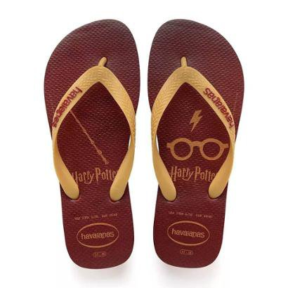 Chinelo Havaianas Harry Potter Masculino