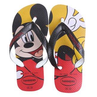 Chinelo Havaianas Infantil Disney Stylish
