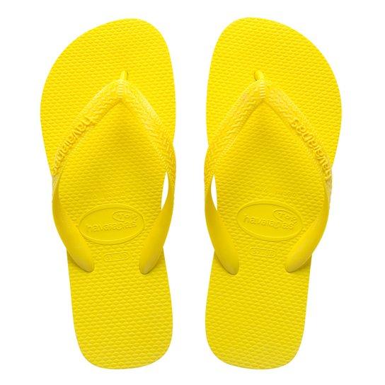 Chinelo Havaianas Top - Amarelo
