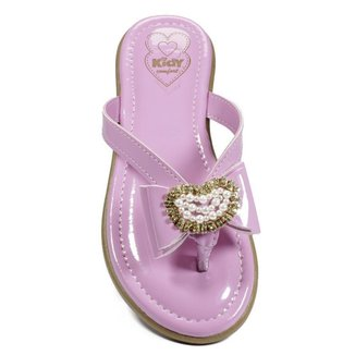 Chinelo Infantil Kidy Amar E Comfort 156-0351-0599 Menina