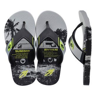 Chinelo Infantil Mormaii Neocycle Masculino