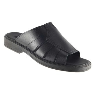 Chinelo Itapuã Masculina Couro Legítimo
